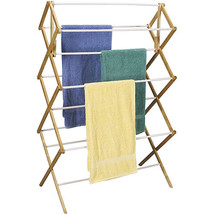 Household Essentials Oversized Mega Wood Laundry Dryer | color: Other | ... - $57.60