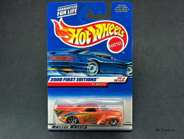 Hot Wheels 1941 Willys #2000-074 - $2.95