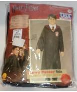 Harry Potter Robe Costume child L large 12-14 Halloween magic school uni... - $21.77
