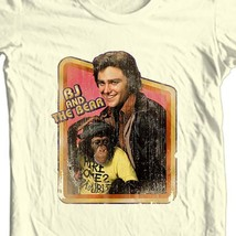 BJ and Bear T-shirt Keep On Truckin' 1970's retro TV Land 100% cotton tee NBC172 image 2