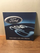 1998 Ford Full Line Sales Brochure - $7.91