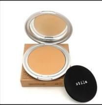 Stila Sheer Pressed Powder - Dark .31 Oz./9 g - NIB - $14.95