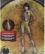 Power Rngers Women's Yellow Ranger Costume Sz M (8-10) NIP - $34.65