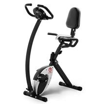 Folding Exercise Bike Foldable Home Gym Ride Cardio Cycling - $6.570,02 MXN