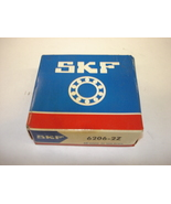 SKF Precision Ball & Roller Bearings 6206-2Z  - $9.50