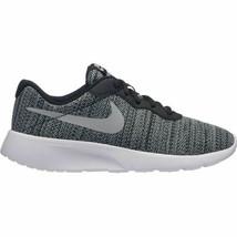 Nike Tanjun Grade School Kids Casual Shoe Size 7Y Colors Black, White & ... - $54.22