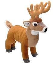 Wild Republic White Tail Buck Plush, Stuffed Animal, Plush Toy, Gifts fo... - $17.23