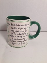 Irish Princess Coffee Tea Mug By Ganz - $19.34