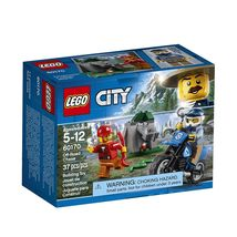 LEGO City Police Off-Road Chase (60170 New) Building Kit - $18.88