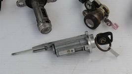 92-00 Lexus SC300 SC400 Ignition Door Trunk Glovebox Lock Combo Set image 2