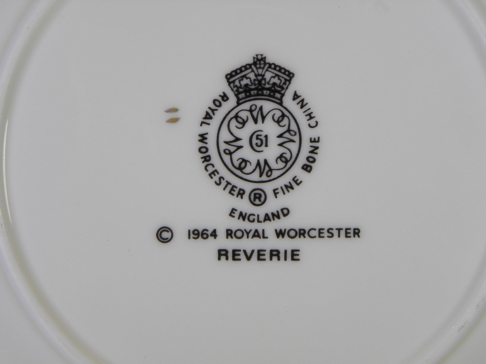 Royal Worcester Reverie 5PC Place Setting image 2