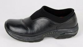 Merrell Luftkissen Form Damen Performance Schuhwerk Schwarz Größe 7M - $18.88