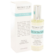 Demeter Lily of The Valley Cologne Spray 4 oz - $25.95