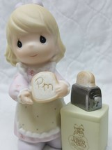 Precious Moments Figurine A Special Toast To Precious Moments 1997 #C001 Enescp - $5.09