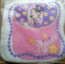 Minnie Mouse NAPKINS Cake Purse Birthday Decoration Party Supplies Girl ... - $8.86