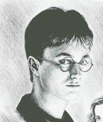 Hollywood Greats Old Friends Harry Potter cross stitch chart Mystic Stitch