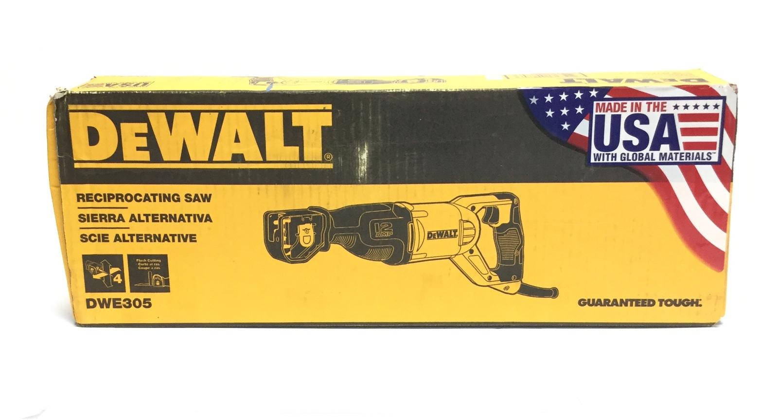 Dewalt Corded Hand Tools Dwe305