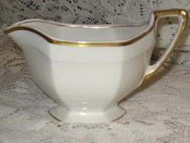 Creamer with Gold Detail-W.H. Grindley & Co. - England 1910 - $10.00