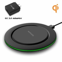 Wefunix 10W Fast Wireless Charger Compatible For Samsung Galaxy Note 9/8... - $25.73