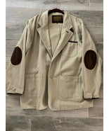 Clearwater Outfitters Corduroy Sport Utility Jacket Men's Large  - $44.55