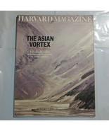 Harvard Magazine November 1987 Asian Vortex Afghanistan Global Stability S3 - $39.99