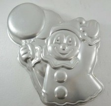 Wilton Circus Clown Balloons Birthday Mold Cake Pan 502-3193 Happy - $28.27