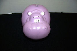 Cute purple hippo Bank  - $8.62