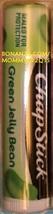 ChapStick GREEN JELLY BEAN Moisturizing Lip Balm Gloss Limited Edition S... - $3.00