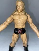 """TRIPLE H Hunter Hearst Helmsley Jakks 7"""" WWE Wrestling Figure 1999 - $6.93"""