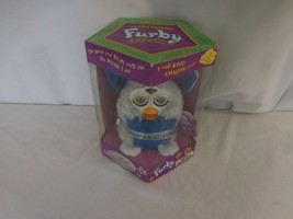 Furby 1999 Vintage Silver Special Millennium Edition Electronic New 70 894 - $52.49