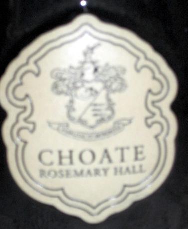 Choate-Rosemary Hall Ceramic Stein-Wallingford CT
