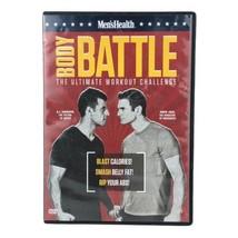 Men's Health Body Battle: The Ultimate Workout Challenge 3 DVD Set - $24.74