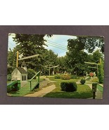 Vintage 1970s Postcard Miniature Golf Course Bo... - $5.99