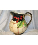 Zrike Everyday Bountiful 64 oz. Pitcher Jane Adams - $18.89