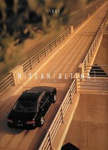 1997 Nissan ALTIMA sales brochure catalog US 97 GXE SE GLE - $6.00
