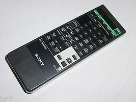 SONY RM U252 REMOTE CONTROL STRD565 STRD600 STR665 STRD800SS tv video re... - $34.60