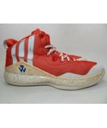 Adidas John J Wall Size 13 M (D) EU 48 Men's Basketball Shoes Scarlet Re... - $39.08
