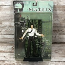McFarlane Toys Matrix Action Figure MR. ANDERSON Sealed In Package 2000 - $14.80
