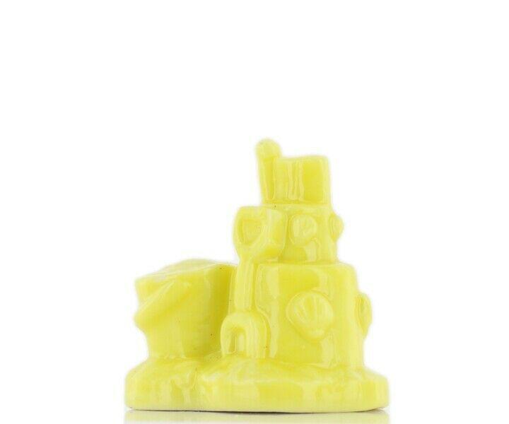 Wade Whimsies Porcelain Miniature Sandcastle