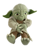 "Jay Franco & Sons Big Star Wars 17"" Yoda Stuffed Animal Plush Toy Robe - $20.53"