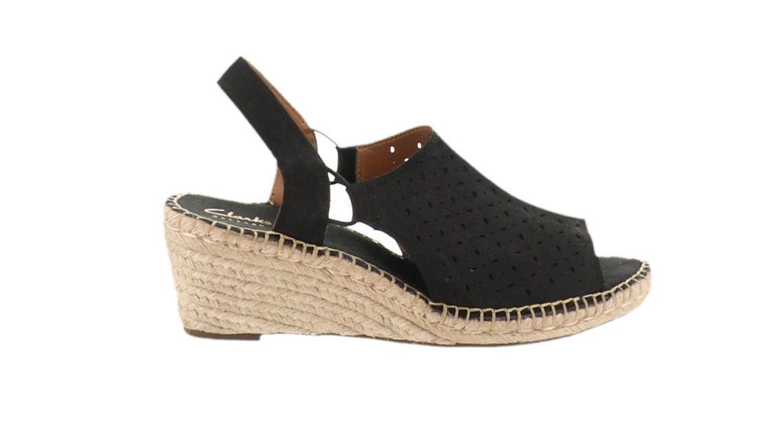b2ac64209eb Clarks Artisan Leather Wedge Sandals Petrina and 47 similar items. S l1600