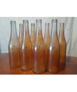 Carnival Glass Bottles - $115.00
