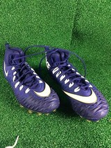 Baltimore Ravens Team Issued Nike Force Savage 15.0 Size Football Cleats - $49.99