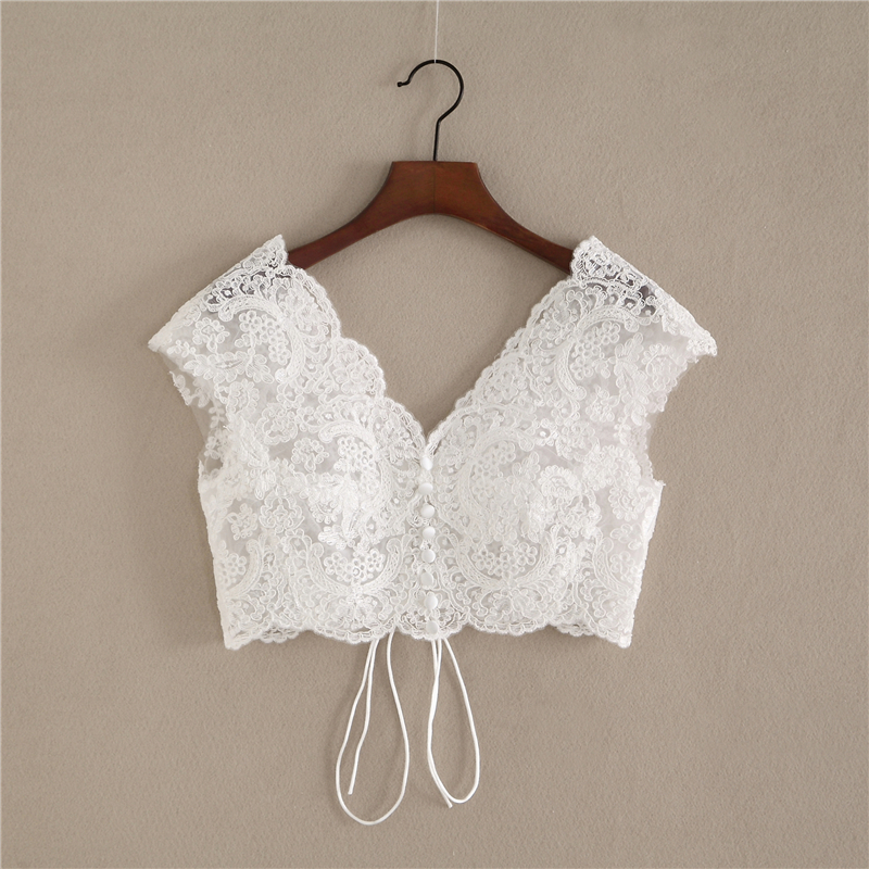 Lace tops capsleeve 1