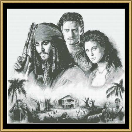 8971 pirates of the caribbean