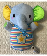 VTech Baby GLOWING LULLABIES Elephant BLUE - Changing Colors, Soothing S... - $20.79