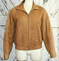 Vintage Womens Wilsons Adventure Bound Thinsulate Brown Suede Leather Co... - $44.55