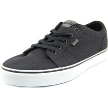 NEW NIB Vans Bishop Textile Black/Glacier Grey Men's 6.5 WOMENS 8 Sneakers - $54.95