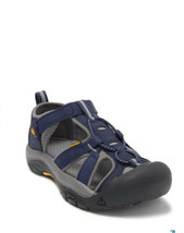 Keen Kids Venice H2 Blue Hiking Sport Sandals Waterproof Comfort Size 4 NWOB - $39.59