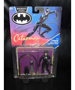 1991 DC Batman Returns Catwoman Figure New In T... - $21.99
